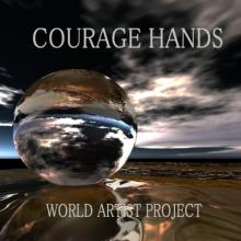 「Courage Hands - Single」